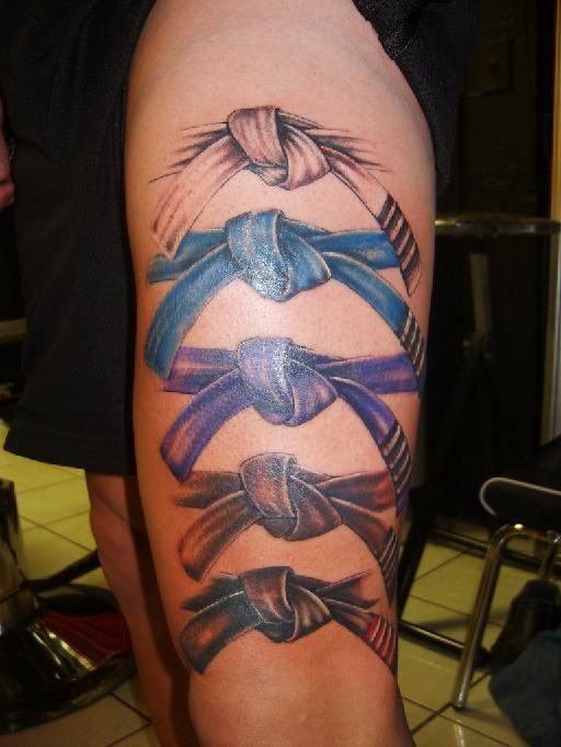 The Jiu-Jitsu Tattoo Collection | The Jiu-Jitsu Times | Page 3