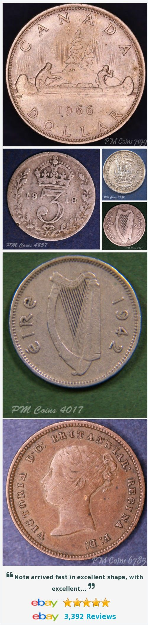 Ireland - Coins and Banknotes, Irish Coins - decimal items in PM Coin Shop store on eBay! http://stores.ebay.co.uk/PM-Coin-Shop/_i.html?rt=nc&_sid=1083015530&_trksid=p4634.c0.m14.l1513&_pgn=18