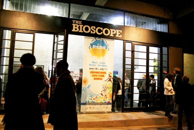 The Bioscope - Arts on Main