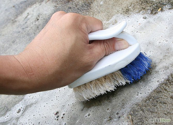 How to Remove Urine Odor from Concrete: 5 Steps - wikiHow