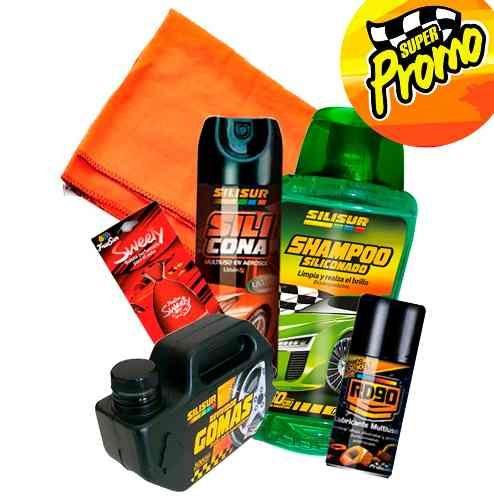 PROMO MI PRIMER AUTO IMPERDIBLE  http://articulo.mercadolibre.com.ar/MLA-540126861-promo-mi-primer-auto-pack-de-limpieza-silisur-freesur-rd90-_JM