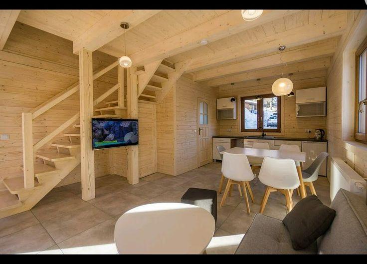 domki letniskowe domy z drewna ROMA- na zgłoszenie