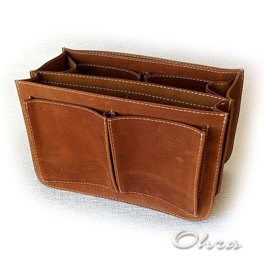 Органайзеры для сумок ручной работы. Ярмарка Мастеров - ручная работа. Купить Тинтамар без молний (органайзер для сумки). Handmade. Тинтамар