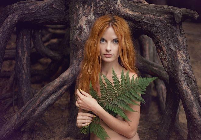 piękny rudzielec ;)
