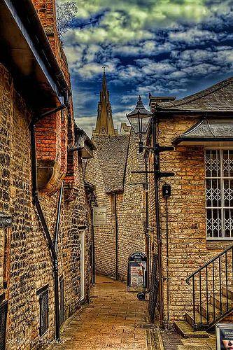 Silver Lane, Stamford