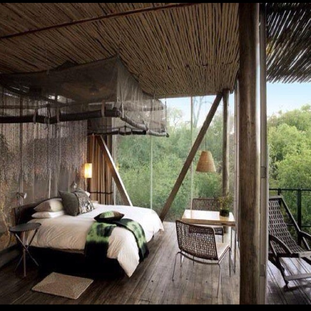 Singita Sweni Lodge Expresses An Avant Garde African Style With Lush Surroundings Blending Beautifully The Charm Of Kruger National Park South Africa