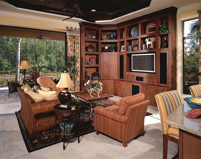 Arthur Rutenberg Homes Custom Home Design Living Area: 4275 SF   Bedrooms:  4  