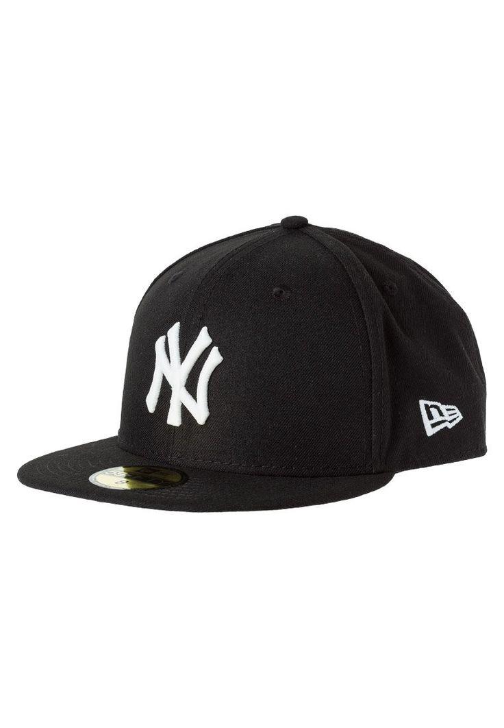 New Era 59FIFTY NEW YORK YANKEES Czapka z daszkiem black/optic white