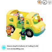 plastic toys of Singing School Bus