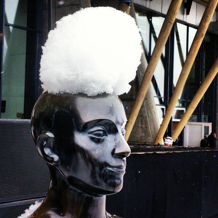 Snow--hat