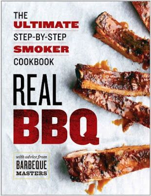 Get free download ebooks: Real BBQ The Ultimate Step-by-Step Smoker Cookbook...
