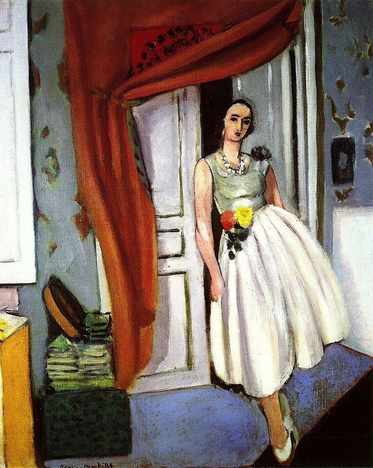 Sylphide Henri Matisse - 1926