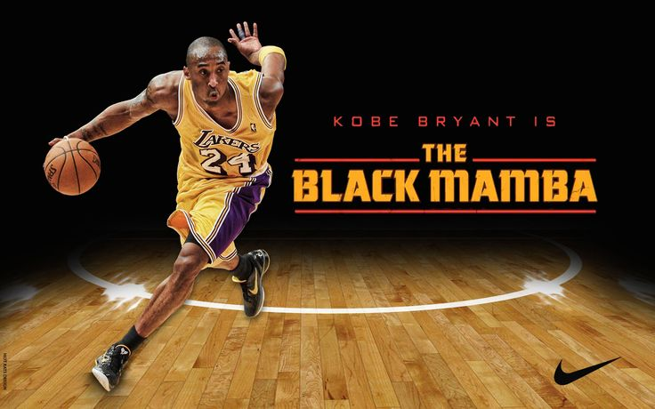 "Amidst swirling controversy regarding Bryant's personal life, he adopted the name ""The Black Mamba"" to help focus himself on the court."