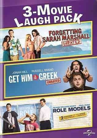 FORGETTING SARAH MARSHALL/GET HIM TO