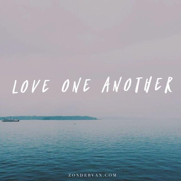 A new command I give you: Love one another. - John 13:34 NIV #SaturdayVibes Via @zondervan