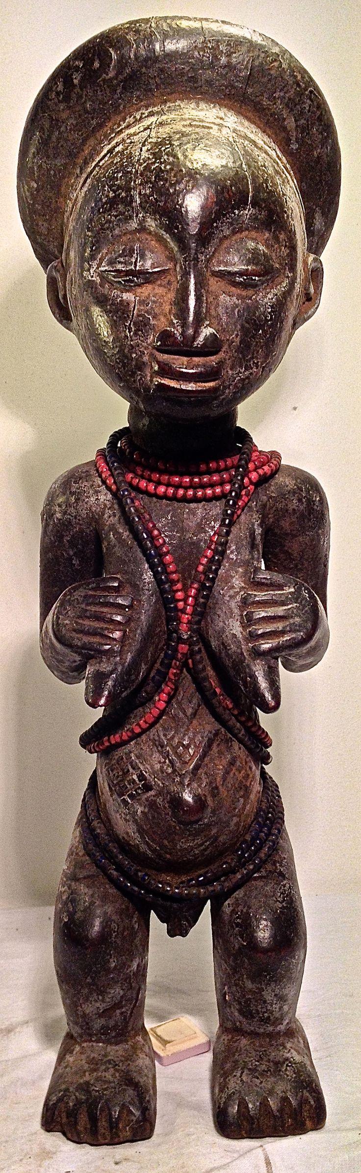 Hemba female DRC