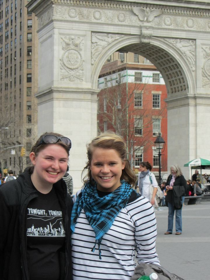 New York is one of the many trips AU students can take during Spring Break. http://tris.anderson.edu/