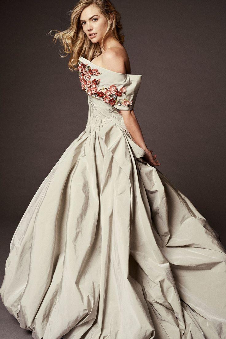 Zac Posen Spring 2018 Ready-to-Wear  Fashion Show