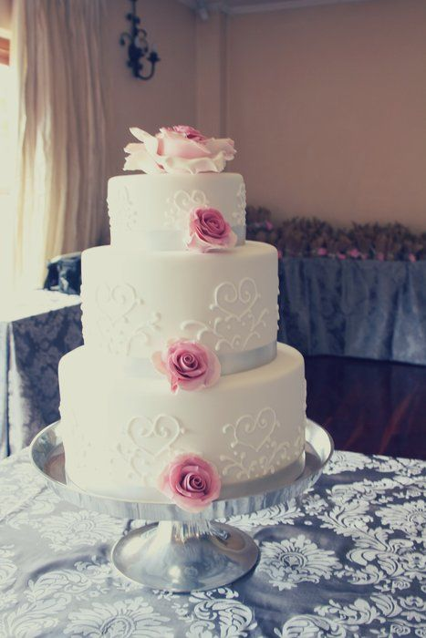 dusty pink and silver wedding cakes 1000 images about wedding cake recipes on 13796