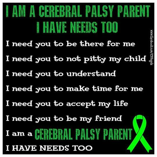 Cerebral palsy emotional issues in marriage