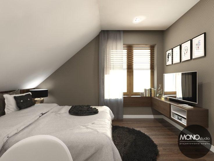 sypialnia przytulna na poddaszu - Szukaj w Google