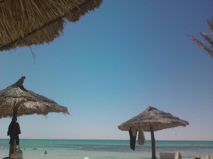 Djerba, Tunisie.