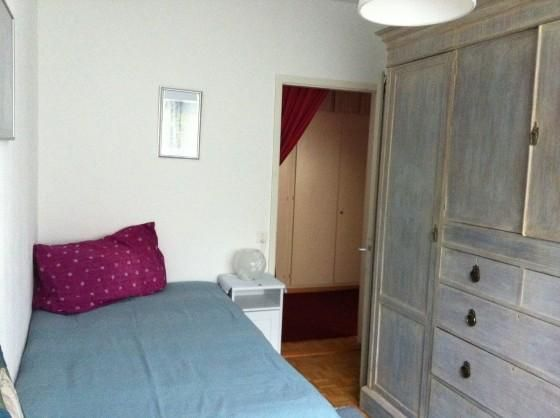 Room to rent in Bernex, Geneva : Nice room with sharing of bathroom   kitchen. Located about 25 min to Station Cornavin and 50 min to UN. Fully furnished with necessary furniture, vacuum-cleaner, wireless Internet and laundry mach...