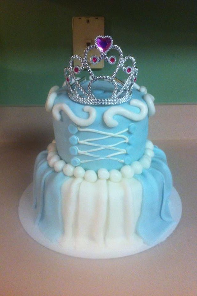 Cake Design Cinderella : Cinderella cake! Super cute! Second birthday theme ...