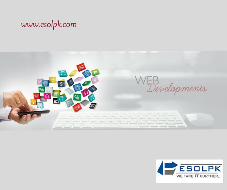 ESOLPK is a professional web design and website development company. We provide website development and web design services at affordable price.