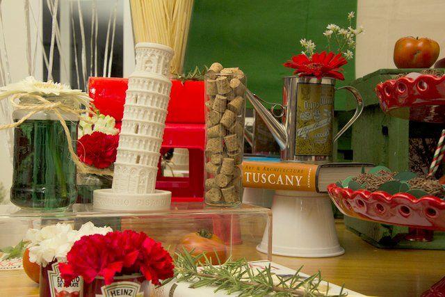 Festa italiana feria culturas pinterest italiano for Decoracion italiana