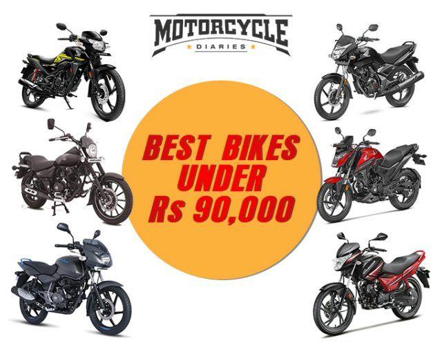 Best Bikes Under 90000 Hero Splendor Honda Unicorn Cool Bikes