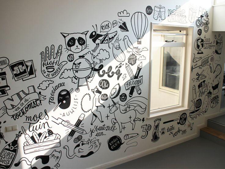 Mural Wall 65 best chalkboard images on pinterest | drawings, office mural