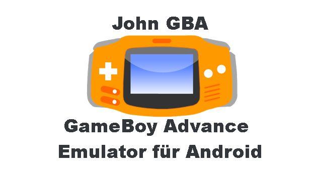 """Im Laufe der Zeit stelle ich dir hier auf meinem Blog die besten Emulatoren für Android vor, den Anfang machte vor einigen Tagen der NDS Emulator """"DraStic DS Emulator"""", heute möchte ich dir den GBA Emulator """"John GBA"""" vorstellen. Mit dem """"John GBA"""" Emulator hast du die Möglichkeit GameBoy Advance spiele auf deinem Handy zu Spielen, wobei der Controller durch virtuelle Tasten auf deinem Display ersetzt werden."""