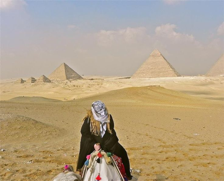 """Whales Valley, Desert & Pyramids"" Egypt Tour with Gigal:January 2 to January 11th 2017 