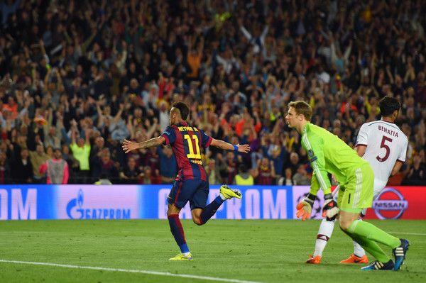 Neymar Photos - FC Barcelona v FC Bayern Muenchen - UEFA Champions League Semi Final - Zimbio