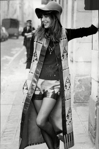 20 photos that prove why Jane Birkin should be your summer style icon: