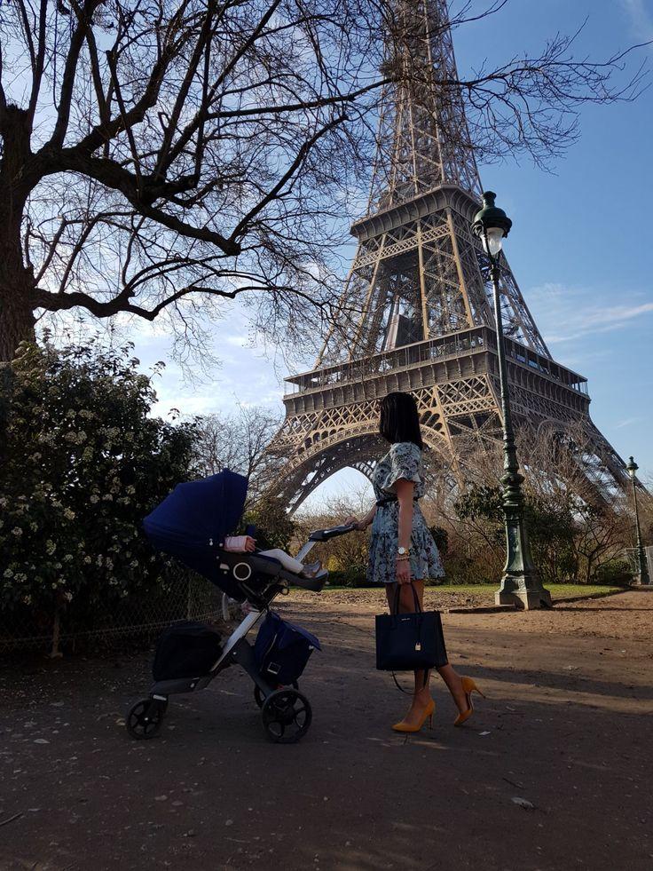 Paris - Tour Eiffel - Instablogger