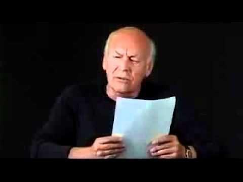 EDUARDO GALEANO 12 minutos IMPECABLES - YouTube