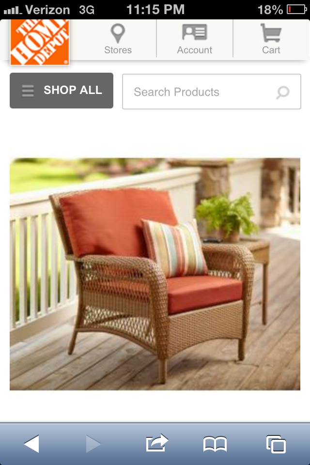 Martha Stewart patio furniture Outdoor spaces Pinterest