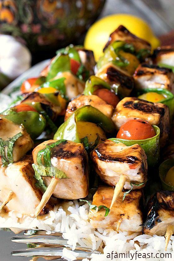 Swordfish Recipes on Pinterest | Swordfish steak, Grilled swordfish ...
