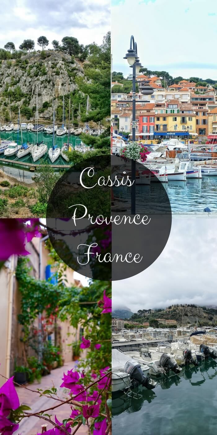 cassis provence france