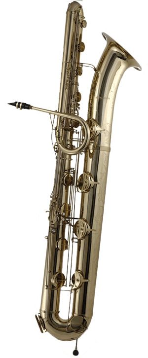 Benedikt Eppelsheim Contra Bass Saxophone - Sax.co.uk