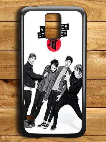 5sos 5 Second Of Summer Samsung Galaxy S5 Case