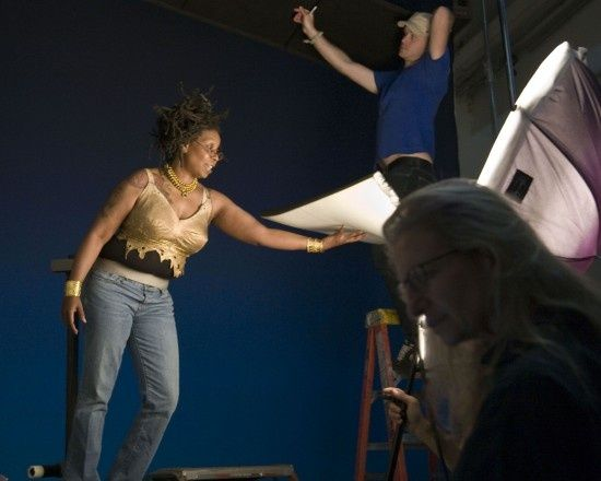 Annie Leibovitz Disney Dream Portraits Behind The Scenes