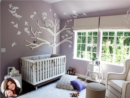 Τα παιδικά δωμάτια των διάσημων μωρών - Imommy