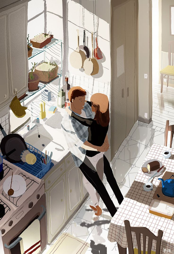 Dessert ? #pascalcampion First sketch in a week( I was out of town for a while).. I tried something different on this one. I didn't paint any of the light.. I just played with the exposure of all the...