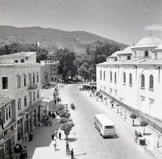 Güzel Bursa  Güzel Ulucami