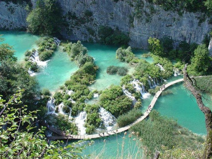 Plitvice, Croatia <3