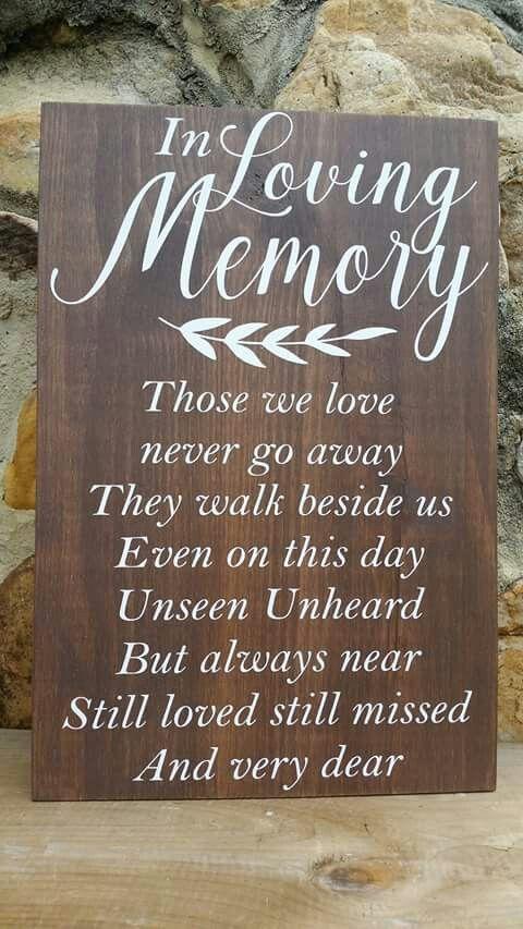 Best 25+ In memory of ideas on Pinterest | In memory ...