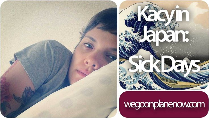A slowly dying Kacy shows us some of her proven remedies to help combat the flu.